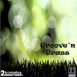 2KOMPLEX - Groove'n'grass (Front Cover)