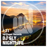 DJ SLY - Nightlife (Front Cover)
