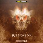 BLACKBURN - Weakness (Front Cover)