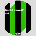 YAMIL - Beak It Down (Front Cover)