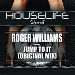 WILLIAMS, Roger - Jump To It (Front Cover)