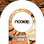 T JAY feat AARON MCLAREN - Money (Front Cover)