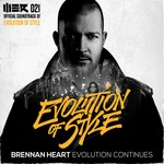 HEART, Brennan - Evolution Continues (Front Cover)