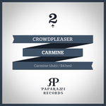 CROWDPLEASER - Carmine (Front Cover)