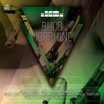 BHOO - Morphine EP (Front Cover)