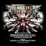 DRAGON HOANG - A Sixty Four EP (remixes) (Front Cover)