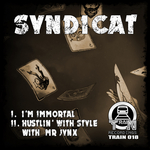 SYNDICAT - I'm Immortal (Front Cover)