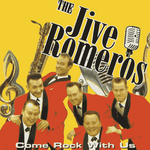 JIVE ROMEROS, The - Come Rock With Us (Front Cover)