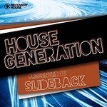 SLIDEBACK/VARIOUS - House Generation (unmixed tracks) (Front Cover)