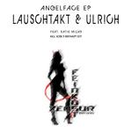 LAUSCHTAKT & ULRICH feat KATIE MIZAR - Angelface EP (Front Cover)
