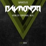 RAYMONDA - Howler (Front Cover)