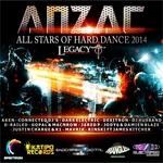ANZAC All Stars Of Hard Dance 2014