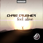 CRUSHER, Chris - Feel Alive (Front Cover)