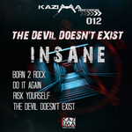 INSANE - The Devil Doesn't Exist (Front Cover)