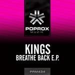 KINGS - Breathe Back EP (Front Cover)