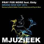 PRAY FOR MORE feat EDDY - Brand New Day 2014 (Front Cover)