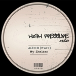 ALEX B ITALY - My Shelter (Front Cover)