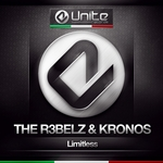 R3BELZ, The/KRONOS - Limitless (Front Cover)