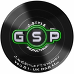GAV G STYLE feat STEPHEY - You & I (UK D&B Mix) (Front Cover)