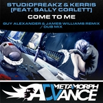 STUDIOFREAKZ/KERRIS feat SALLY CORLETT - Come To Me (Front Cover)