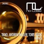 MELLER, Andrew/TKNO/TORIS BADIC - Horn(s) (Front Cover)