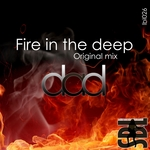 DAD - Fire In The Deep (Front Cover)