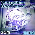 Psychedelic Goa Trance 2014 Vol 3 - 40 Best Of Top Hits