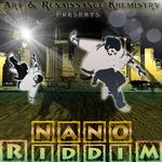 JAH Z/WARREN H - Nano Riddim (Front Cover)