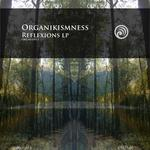 ORGANIKISMNESS - Reflexions LP: 7 Year Cycle (Front Cover)