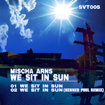 ARNS, Mischa - We Sit In Sun (Front Cover)