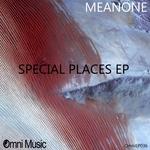 MEANONE - Secret Places EP (Front Cover)