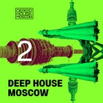VARIOUS - Deep House Moscow #2 (Front Cover)