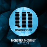 VARIOUS - Monster Monthly - May 2014 (Front Cover)