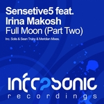 SENSETIVE5 feat IRINA MAKOSH - Full Moon Part 2 (Front Cover)