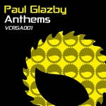 GLAZBY, Paul - Paul Glazby Anthems (Front Cover)