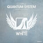CJ ARTHUR - Quantum System (Front Cover)