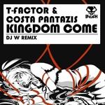 T FACTOR/COSTA PANTAZIS - Kingdom Come (Front Cover)