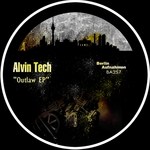 TECH, Alvin - Outlaw EP (Front Cover)