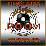 NIPPY BAINES - Omacronian (Front Cover)