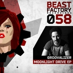 GROOVALIZER - Moonlight Drive EP (Front Cover)