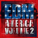 VARIOUS - EDM America 2014 - Vol 2 (Front Cover)