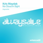 MAYDAK, Kris - No Cloud In Sight (Front Cover)