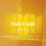 KANE, Charlie - Bionic (Front Cover)