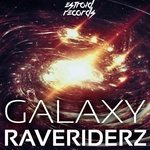 RAVERIDERZ - Galaxy (Front Cover)