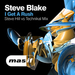 BLAKE, Steve - I Get A Rush (Front Cover)