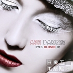 DAMREE, Ash - Eyes Closed EP (Front Cover)