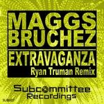MAGGS BRUCHEZ - Extravaganza - Remixes (Front Cover)