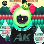 VARIOUS - AKR Special Acid Techno Compilation Vol 3 (Front Cover)
