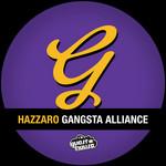 HAZZARO - Gangsta Alliance (Front Cover)
