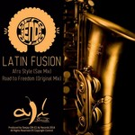 AFRO SENDS/JOEL SAINTS - Latin Fusion (Front Cover)